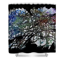 Untitled-77 Shower Curtain