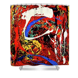 Untitled 79 Shower Curtain