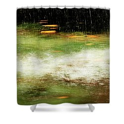 Untitled #8090498, From The Soul Searching Series Shower Curtain