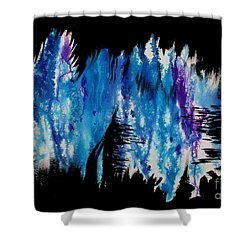 Untitled-81 Shower Curtain