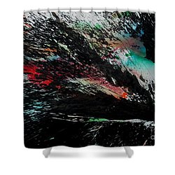 Untitled-82 Shower Curtain