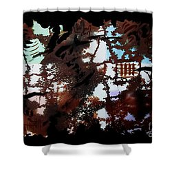 Untitled-83 Shower Curtain