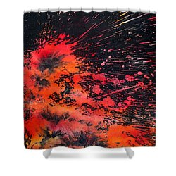 Untitled-87 Shower Curtain