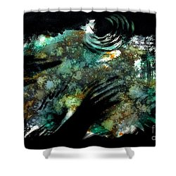 Untitled-97 Shower Curtain