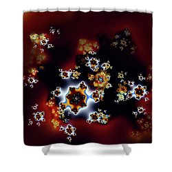 Untitled For Now Shower Curtain