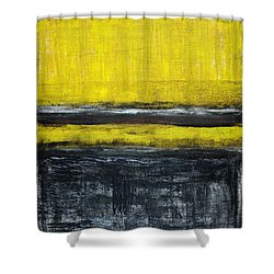 Untitled No. 11 Shower Curtain