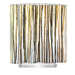 Untitled No. 7 Shower Curtain