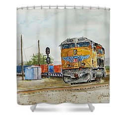 U.p. 8226 Shower Curtain