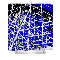 Up And Away Shower Curtain