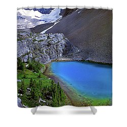 Up, Up, And Away Shower Curtain
