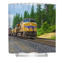 Up5698 Shower Curtain