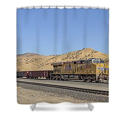 Up8053 Shower Curtain