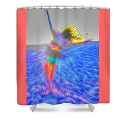 Uplift Shower Curtain