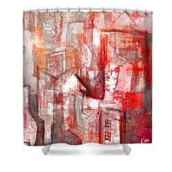 Urban #10 Shower Curtain