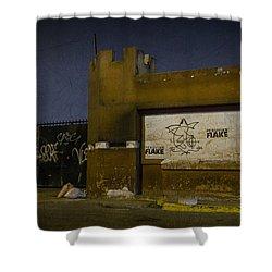 Urban Decay In Lima, Peru Shower Curtain
