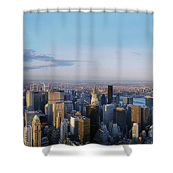 Urban Playground Shower Curtain