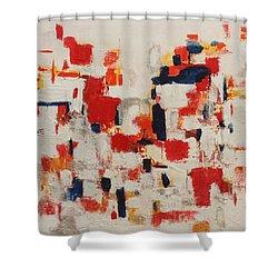 Urban Spirit Shower Curtain