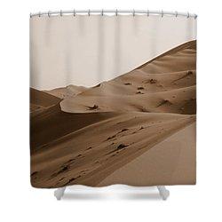 Uruq Bani Ma'arid 2 Shower Curtain