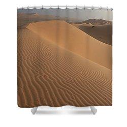 Uruq Bani Ma'arid 3 Shower Curtain