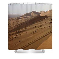 Uruq Bani Ma'arid 4 Shower Curtain