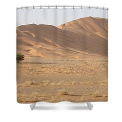 Uruq Bani Ma'arid 5 Shower Curtain
