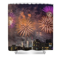 Usa 1 Shower Curtain