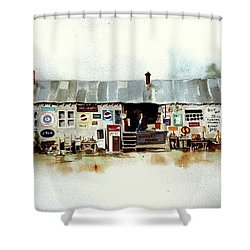 Used Furniture Shower Curtain