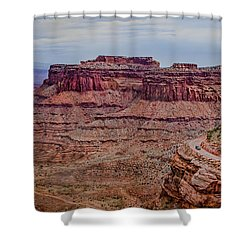 Utah Canyon Country Shower Curtain