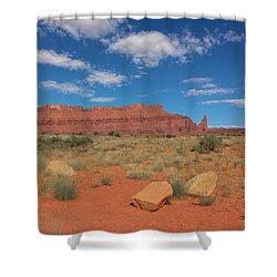 Utah Canyons Shower Curtain