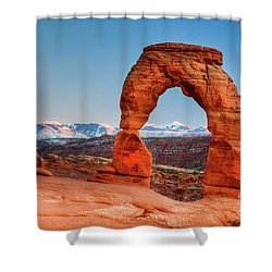 Utah's Arch Shower Curtain