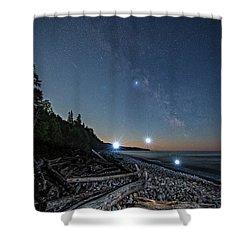 UV Shower Curtain