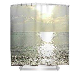 Vacia Talega Shower Curtain