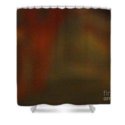 Vague 15 Shower Curtain