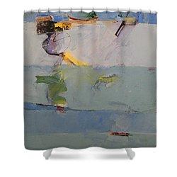 Vahevala Shower Curtain by Cliff Spohn