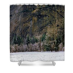 Valley Morning Shower Curtain