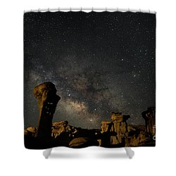 Valley Of Dreams Shower Curtain