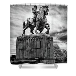 Valor Shower Curtain