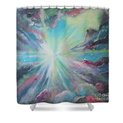 Inspire Shower Curtain