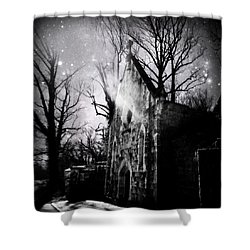 Vampiric Tendencies Shower Curtain