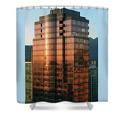 Vancouver 10 Shower Curtain