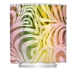 Shower Curtain featuring the photograph Vanilla Icecream by Nareeta Martin