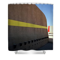 Varini And Le Corbusier  Shower Curtain