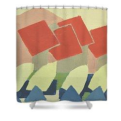 Vastkusten, West Coast,hamburgsund 1985_1250 Up To 90 X 60 Cm Shower Curtain