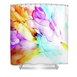 Veda Shower Curtain