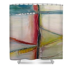 Vegetable Sides Shower Curtain