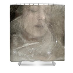 Veiled Princess Shower Curtain