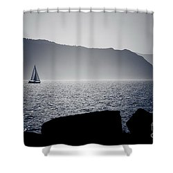 Vela Shower Curtain