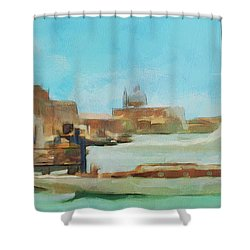 Venetian Canal Shower Curtain