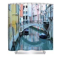 Venetian Charm Shower Curtain