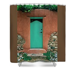 Verde Way Shower Curtain
